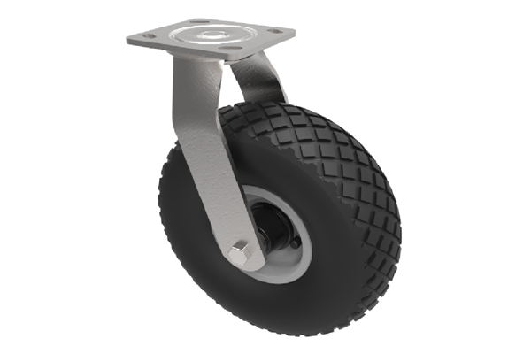 Castors with Puncture Proof Wheels Diamond.png