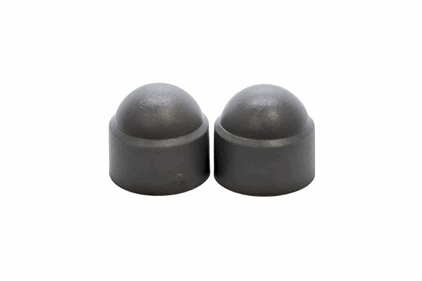 Nut Caps Domed Nut Cover Grey.png
